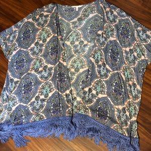 Paisley Kimono 💜